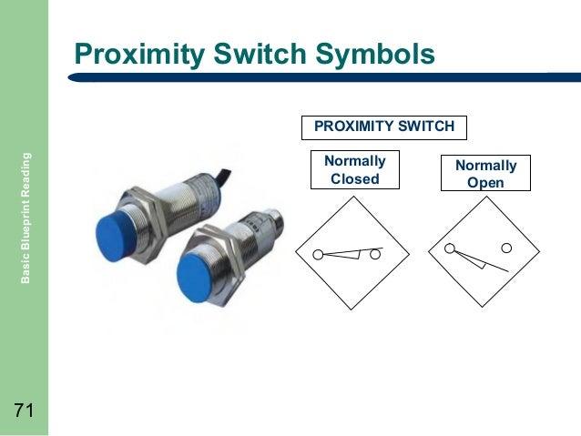 Proximity Switch Wiring Symbol - Wiring Circuit •