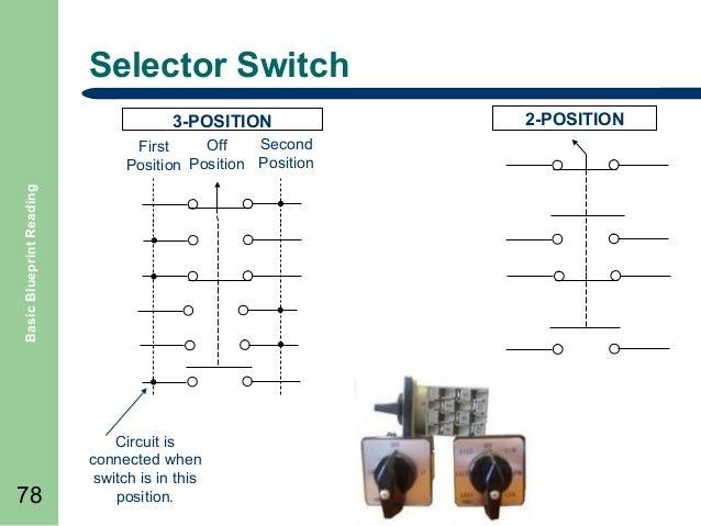 basic blueprint reading 78 638?cb\=1389718766 3 position switch wiring diagram 3 way toggle switch diagram 3 position selector switch wiring diagram at webbmarketing.co