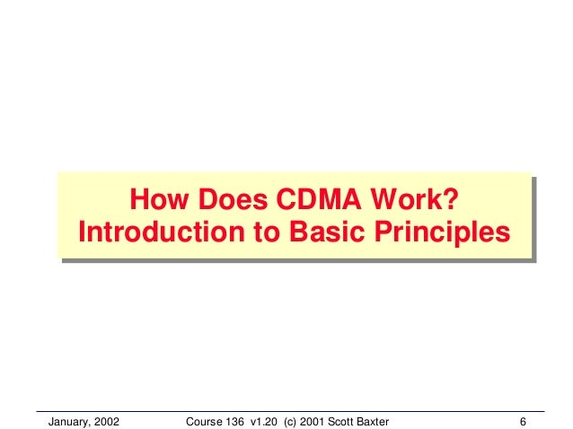 difference between cdma and wcdma pdf