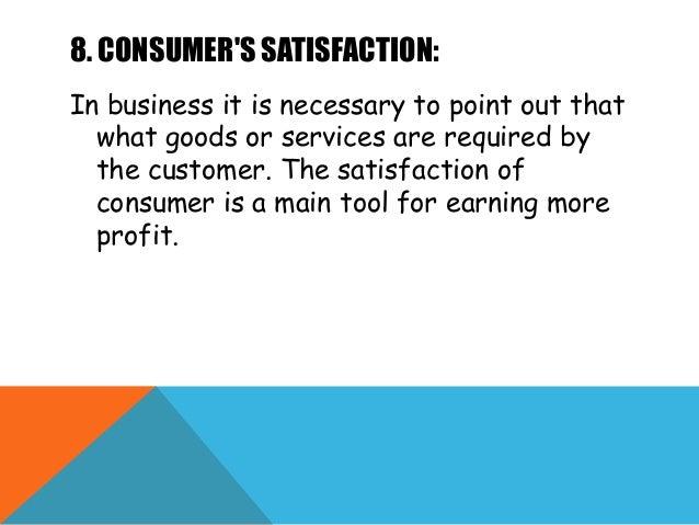 Basic Characteristics Of Business