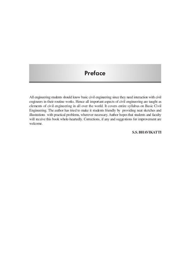 Basic Civil Engineering Book
