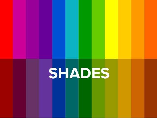 © Presentitude SHADES