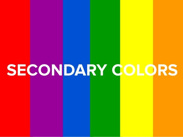 The Basics Of The Color Wheel For Presentation Design Part I