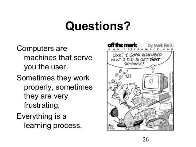 Basic computer class 1