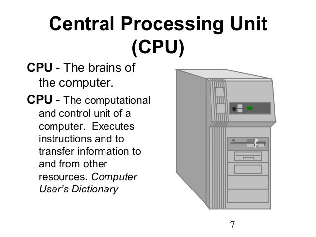Computer User S Dictionary 7