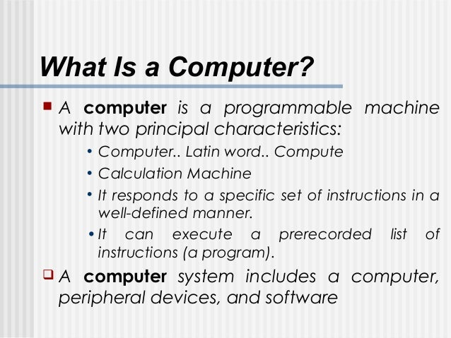 fundamentals in computer Fundamentals of computer science learn the software engineering essentials you need to design next generation software pursue the program ($245 usd ) i would like to receive email from iitbombay and learn about other offerings related to fundamentals of computer science.