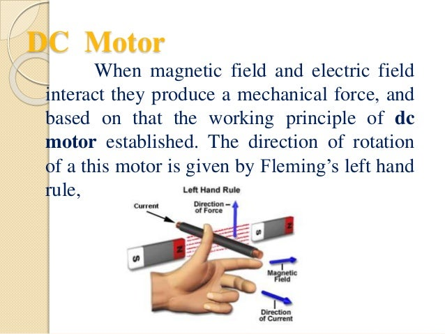 universal motor working principle pdf