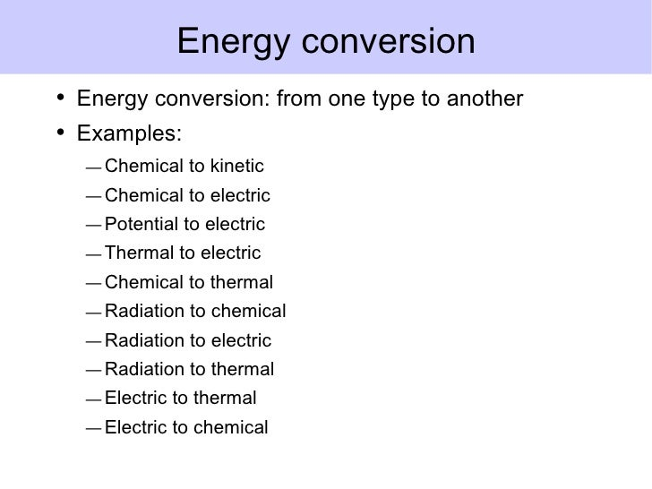 Basic Concepts Of Energy Economics