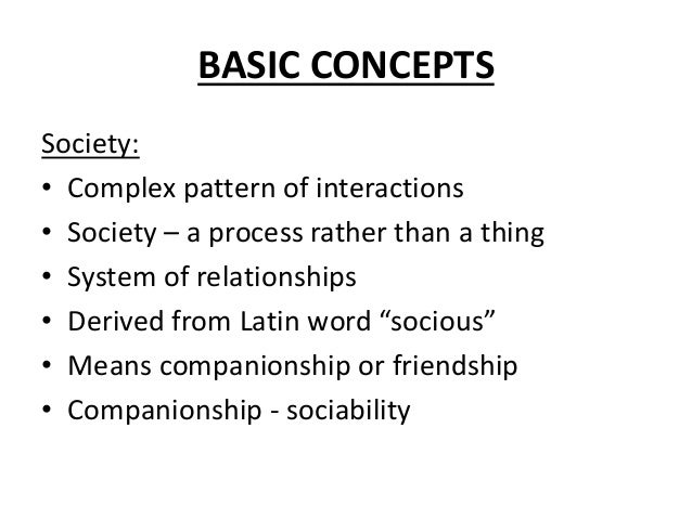 five basic patterns of social interaction Pi gamma mu, international honor society in pi gamma mu, international honor society in social sciences is of the basic patterns of social.