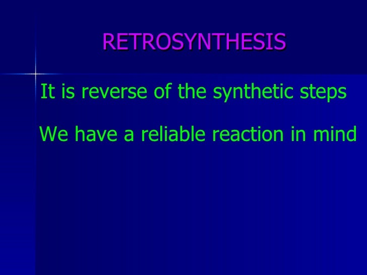 "retrosynthesis arrow Retrosynthesis lecture two structures are interconverting"" "" motion of two electrons"" fish-hook arrow "" motion of one electron"" retrosynthesis arrow."