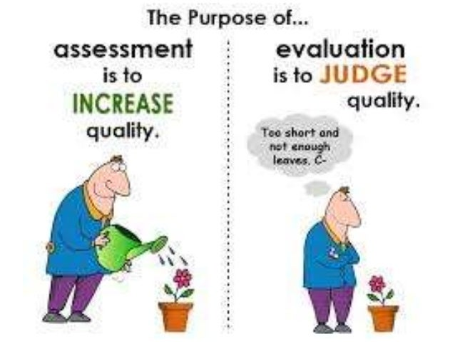 Basic concepts in evaluation procedures in education