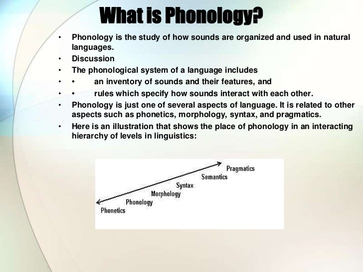 briefly explain phonology and phonetics by The distinction between phonology and phonetics it is concluded  followed by a  brief diseussion of linell (1979)  that the phoneme ought to be defined as.