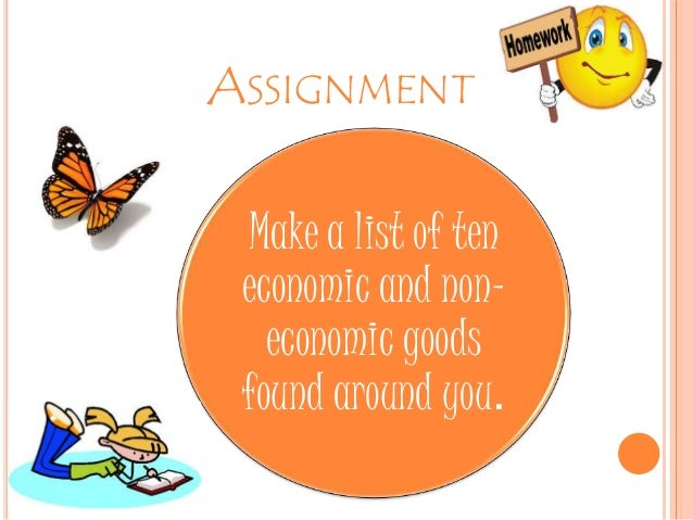 concepts of economics Some may think that economics is too difficult a subject to be taught to   economic concepts that help them understand their economic world.
