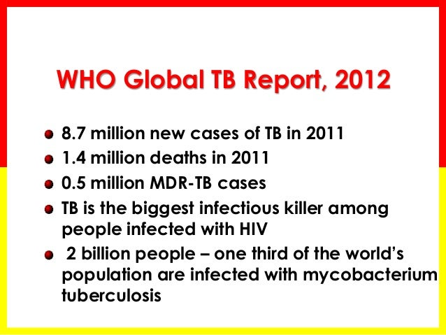 an introduction to the incidence of tuberculosis among low income people The incidence of tb is indeed higher among low income people because they are less likely to seek medical care but the objective of this study is to suggest that there are other critical factors in the complex social dimension of public health problems associated with tb.