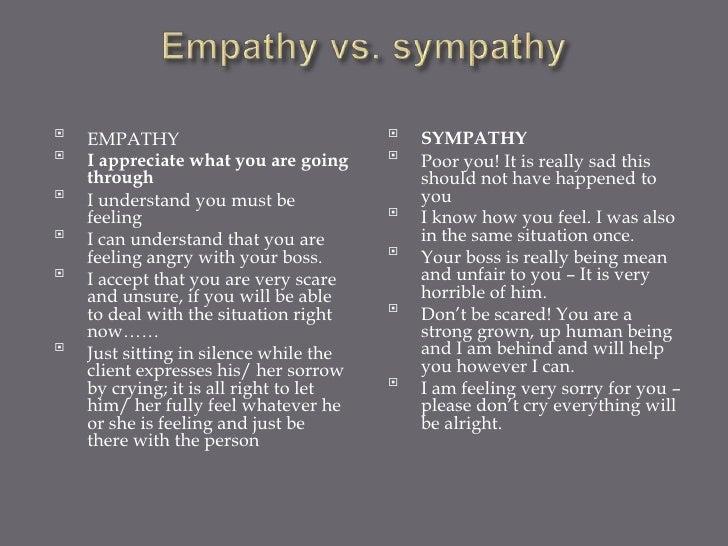                                            EMPATHY                                 SYMPATHY                            ...