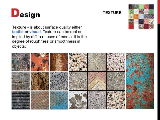 Basic Design Amp Visual Arts Elements Of Design