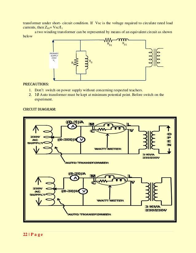 Basic electrical lab manual on