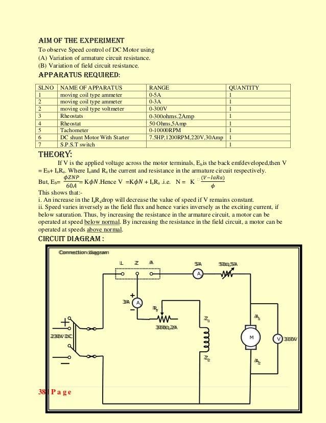 basic electrical lab manual 38