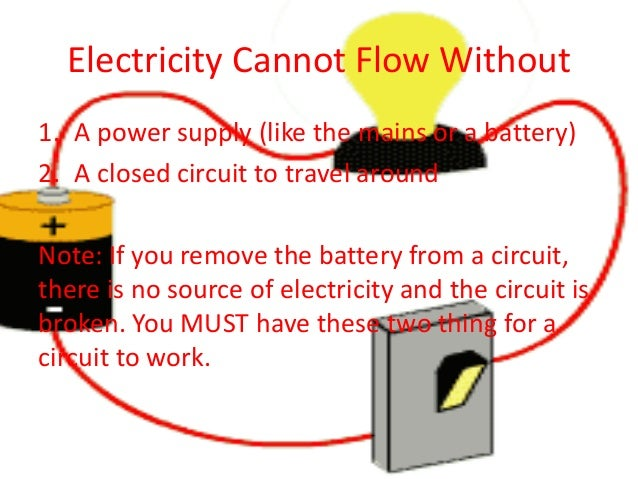 basic electricity 4th grade levelElectric Circuit Year 4 #13