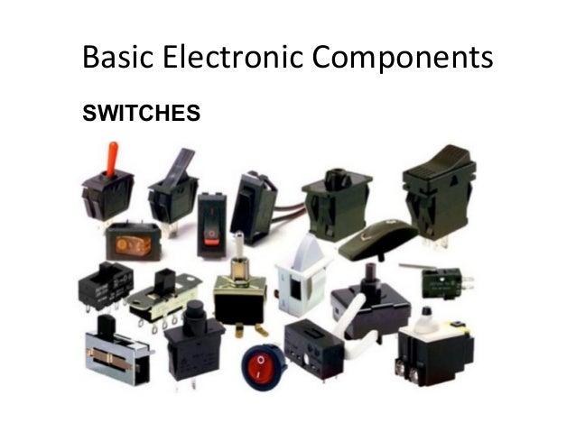 Introduction to Basic electronics