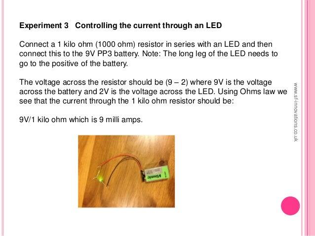Basic Electronics - Resistors