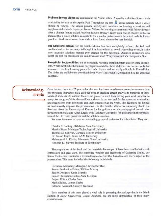 Basic engineering circuit analysis 9th irwin 14 chapter basic fandeluxe Gallery