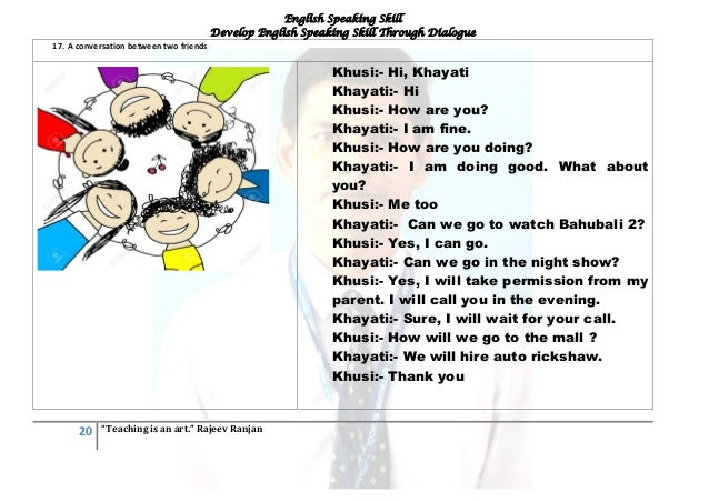 Basic english conversation learning for beginners