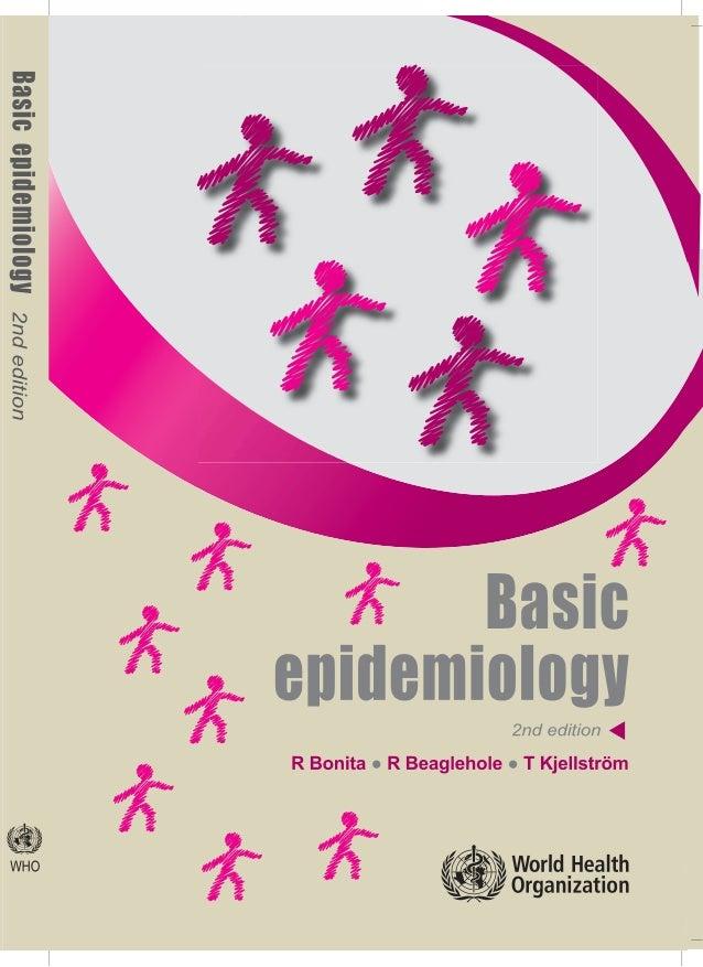 Basic epidemiology 2nd edition ▲ R Bonita R Beaglehole T Kjellström