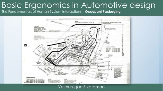 ergonomics in automotive design pdf