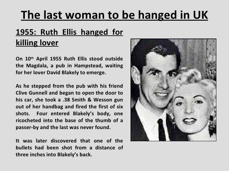 Image result for ruth ellis case
