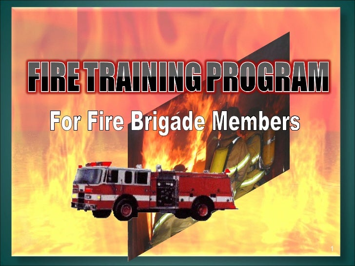 For Fire Brigade Members