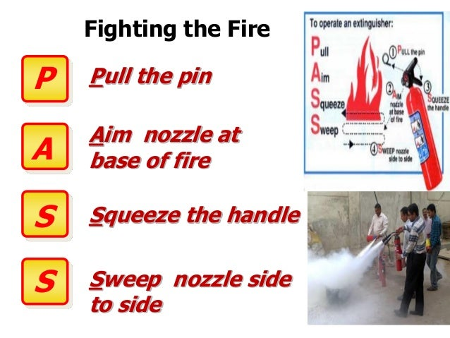 Basic Fire Fighting Training By Isti