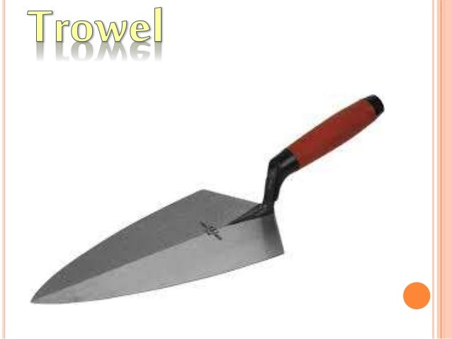 Basic Gardening Tools. Care Of Hand Tools And Equipment 4 Basic Gardening  Tools