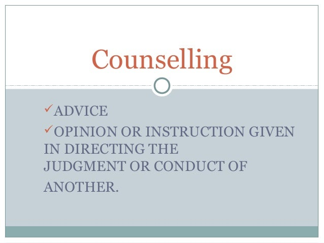 techniques of basic guidance A counseling formula: introducing beginning counseling students to basic  teaching basic skills to beginning counseling students can  counseling techniques, .