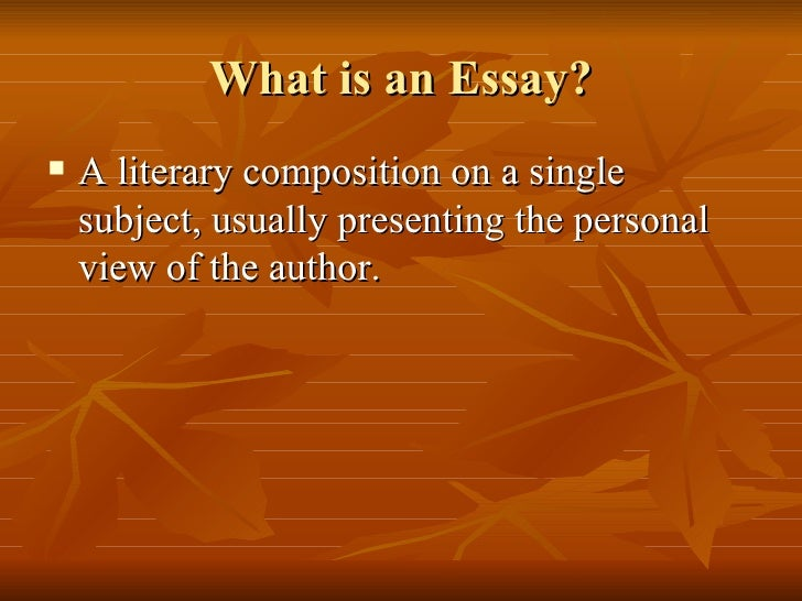 simple instructions for writing an essay Although this list suggests that there is a simple, linear process to writing such a   often a messy and recursive one, so please use this outline as a flexible guide   use your outline and prospectus as flexible guides build your essay around.