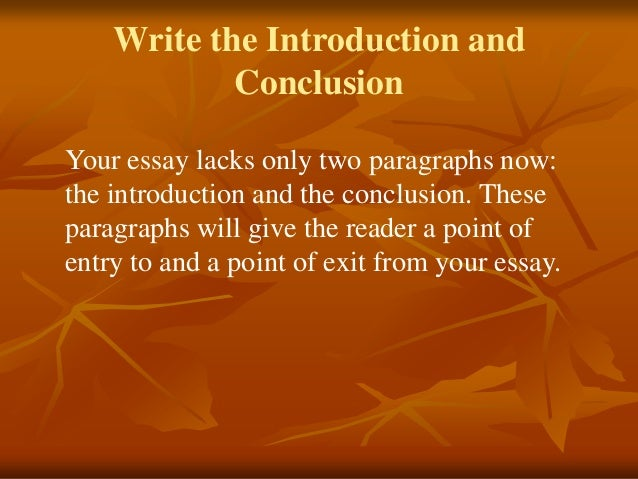 basic principles of writing an essay Perhaps the most crucial aspect of writing a successful essay is clearly organizing your thoughts on paper when deciding on how to best organize your main ideas, you.