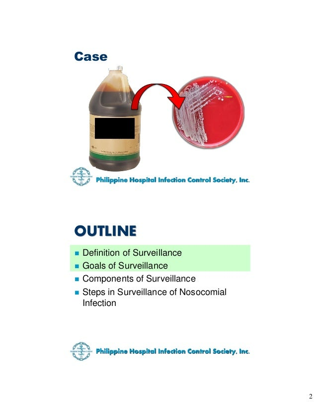 Basic HAI Surveillance Slide 2