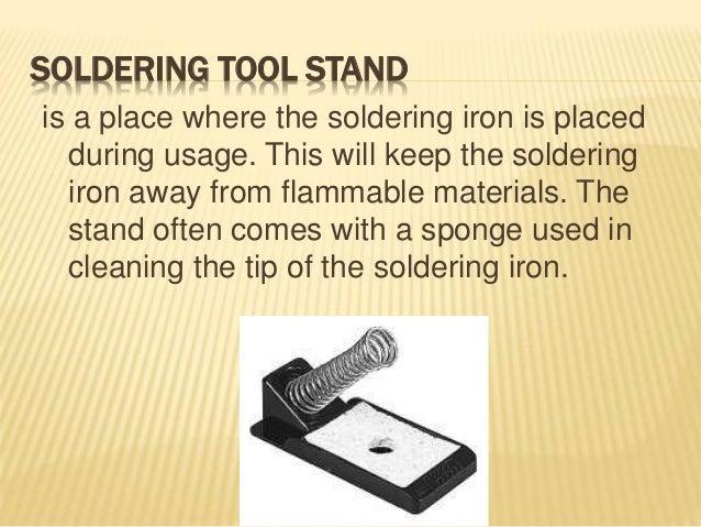 Basic Hand Tools Electronics Technology