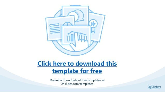 Basic Icons Powerpoint Template Free Download