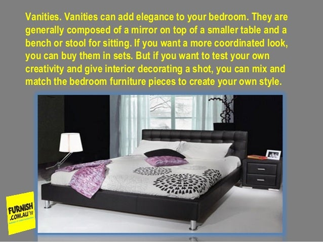 Basic Information To Consider When Purchasing Different Types Of Bed - Types of bedroom furniture pieces