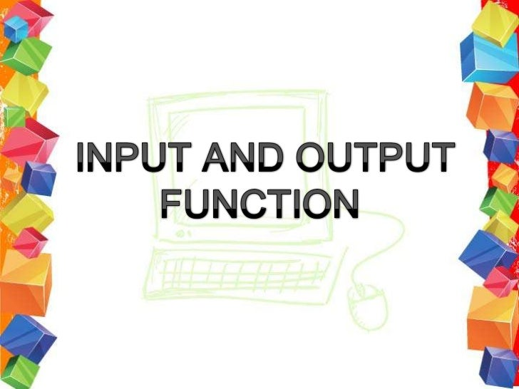 GETS &PUTSInput Statement -> GETS    gets() function accepts an entire line of input from the    standard input device (ke...