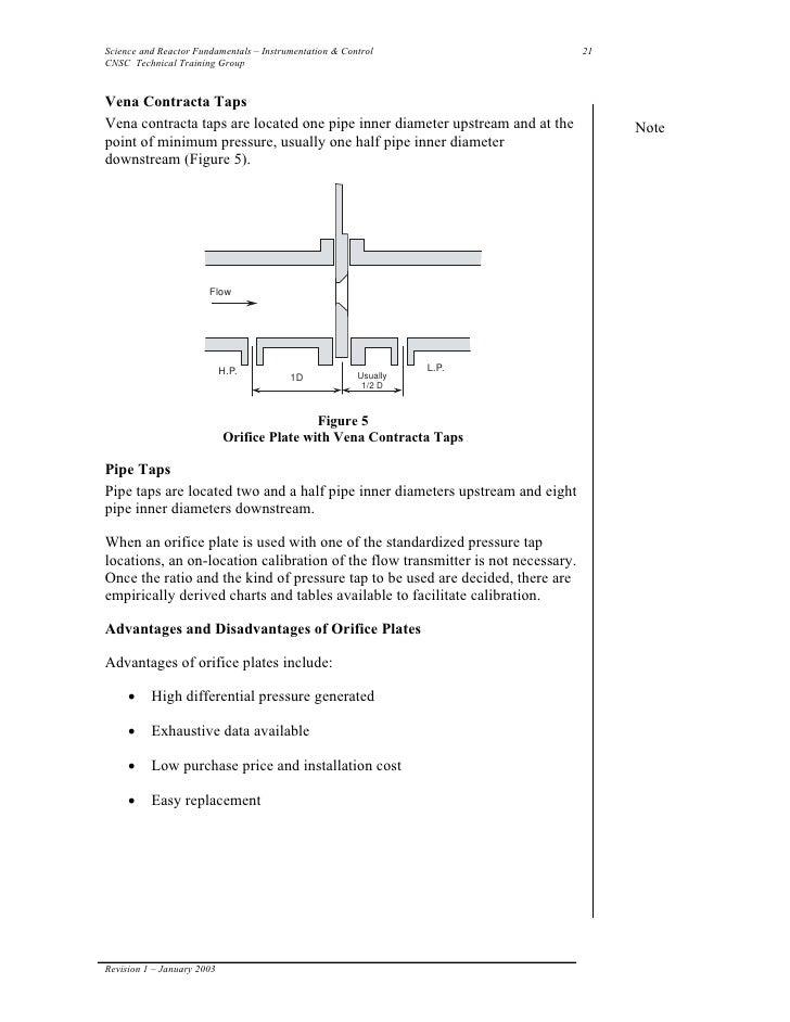 Basic instrumentation