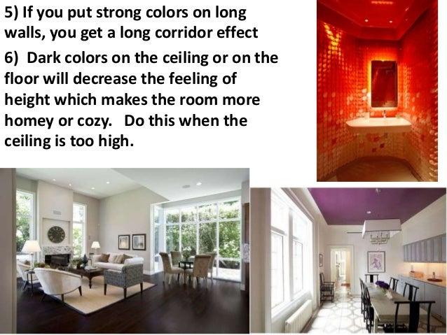 & Basic interior design rules