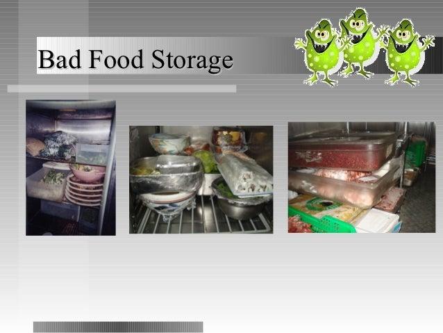 Basic Introduction To Food Hygiene