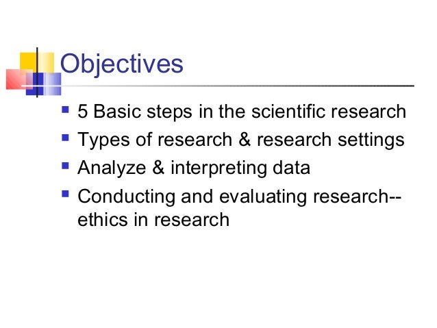 introduction to basic research This undergraduate course provides a comprehensive introduction to research proposal writing, research and basic phases • identify a research question research methods course for undergraduates.