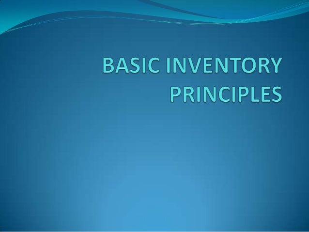 FUNCTIONS OF INVENTORIES  BASICALLY INVENTORIES ARE IDLE RESOURCES MAINTAINED IN VARIOUS FORMS.  RAW MATERIALS  PURCHAS...