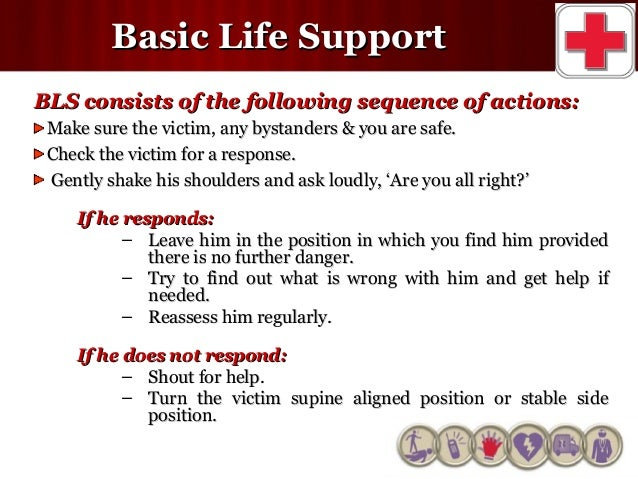 Basic Life Support (BLS) Skills Video