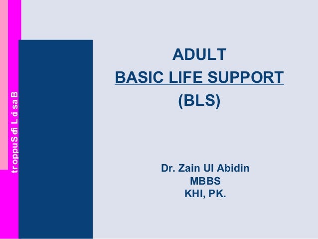 essay on basic life support Nu 110 basic life support this elective course is designed to provide basic information about the incidence, risk factors, and emergency care of.