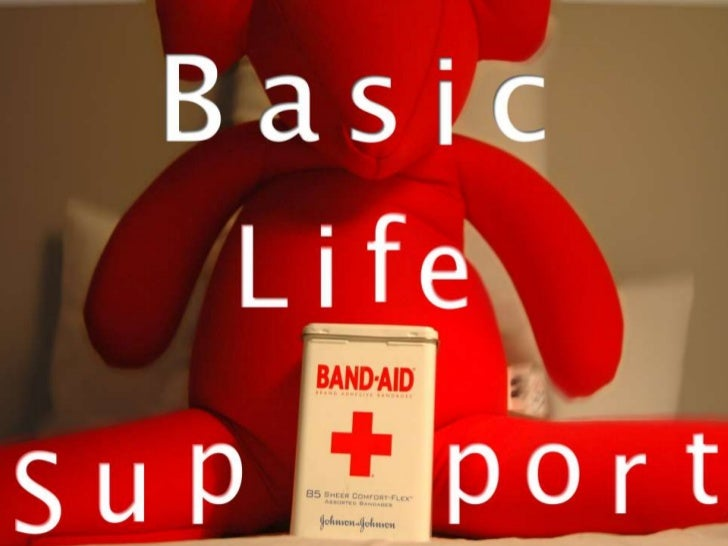 Basic Life Support First Aid 2012