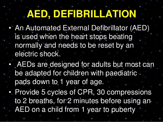 """• VF and pulseless VT are referred to as""""shockable rhythms"""" because theyrespond to electric shocks (defibrillation).• Many..."""
